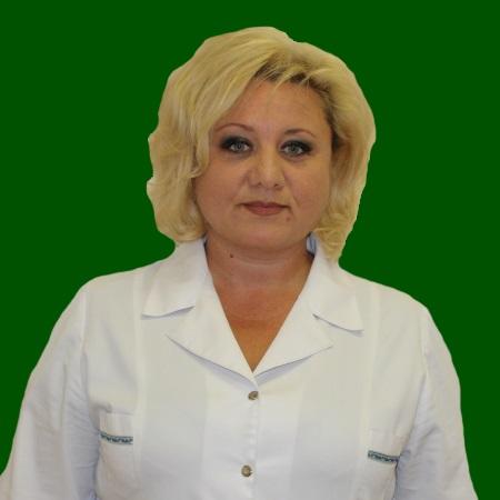 Гайнанова Эльвира Радиевна